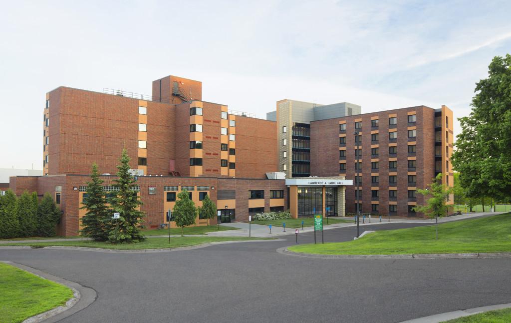 Ianni Student Apartments Johnson Wilson Constructors