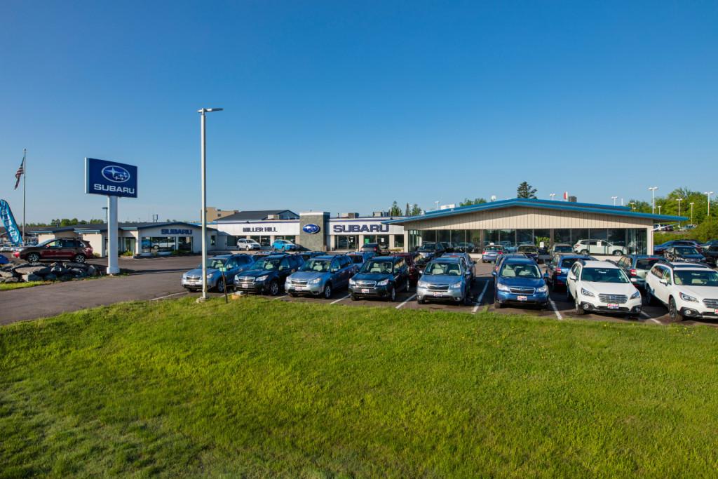 Miller Hill Subaru >> Miller Hill Subaru Johnson Wilson Constructors